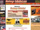 Mustangs Unlimited Coupon Codes