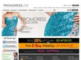Prom Dress line Coupon Codes
