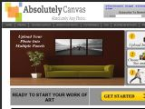 Absolutelycanvas.com Coupon Codes