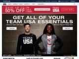 Team USA Shop Coupon Codes