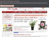 Peter Beales Roses Coupon Codes
