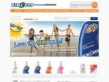 Kinesys - Spray-on Sunscreen Coupon Codes