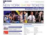 New York Show Tickets Inc. Coupon Codes