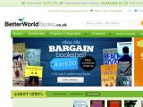 Better World Books UK Coupon Codes