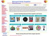 Discount Party Supplies Favors Coupon Codes
