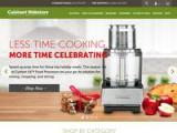 CuisinartWebstore Coupon Codes