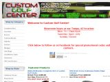 CUSTOM GOLF CENTER Coupon Codes
