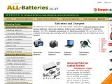 All Batteries.co.uk Coupon Codes