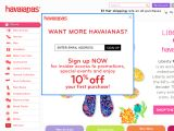 Havaianas Sandals Coupon Codes
