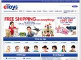EToys Coupon Codes
