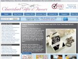 Cherished Gifts And Favors Coupon Codes