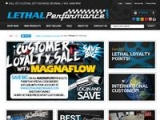 Lethalperformance.com Coupon Codes