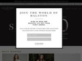 Halston Coupon Codes