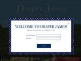 Draperjames.com Coupon Codes