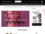 Wemakebeauty.com Coupon Codes