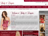 Body & Lingerie Coupon Codes
