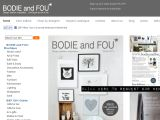 Bodie and Fou Coupon Codes