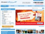 Affordable Tours Coupon Codes