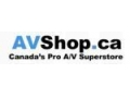 AV Shop Coupon Codes