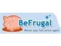 Befrugal.com Coupon Codes