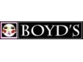 Boyd's Coupon Codes