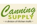 Canning Supply Coupon Codes