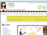 A touch of whimsy designs Coupon Codes