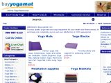 BuyYogaMat Coupon Codes