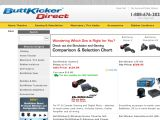 ButtKicker Coupon Codes