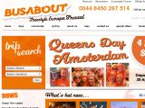 Busabout Coupon Codes