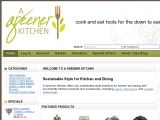 A Greener Kitchen Coupon Codes