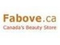 Fabove.ca Coupon Codes