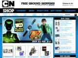 Cartoon Network Shop Coupon Codes