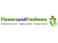 Flowers and Freshness  Code Coupon Codes