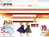 Carina Coupon Codes
