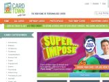 CARD TOWN Coupon Codes