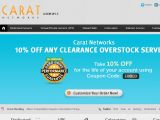 Carat Networks Coupon Codes
