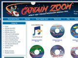 Captain Zoom Coupon Codes
