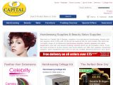 Capital Hair and Beauty Ltd Coupon Codes