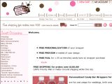 Candy Wrapper Store Coupon Codes