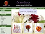 Canadiana Flowers Coupon Codes