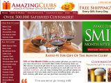 Amazing Clubs Coupon Codes