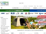 Camping and Leisure World UK Coupon Codes