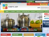 Chefsjoy.com Coupon Codes