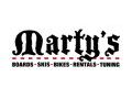 Marty's Coupon Codes