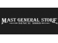 Mast General Store Coupon Codes