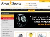 Altonsports.co.uk Coupon Codes