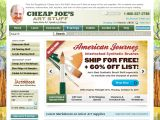 Cheap Joe's Art Stuff Coupon Codes