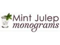 Mint Julep Monograms Coupon Codes