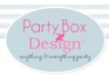 Party Box Design Coupon Codes